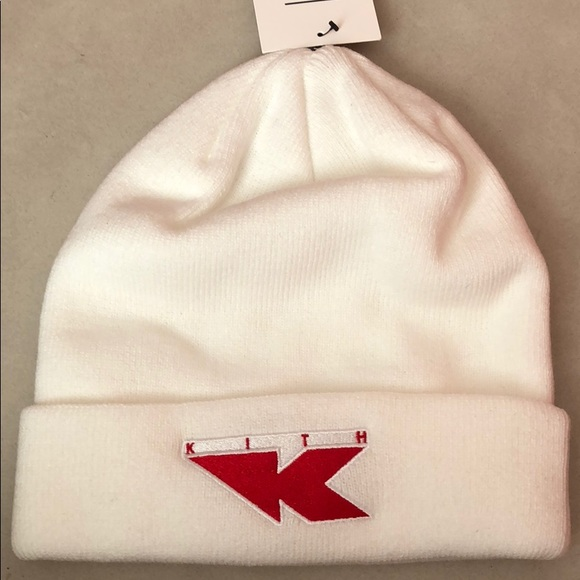 45cc092247b2b3 Nike Accessories | Lab Kith Take Flight Beanie Ah9954100 | Poshmark